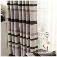 棉窗帘布 制造商