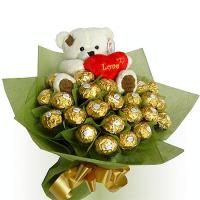 巧克力花束 制造商