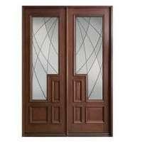 木玻璃门 制造商