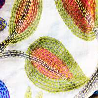 Kantha刺绣 制造商