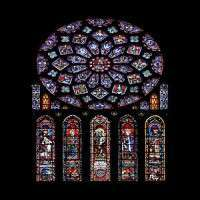 彩色玻璃窗 制造商