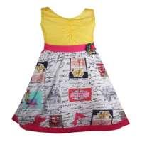 数字印花连衣裙 制造商