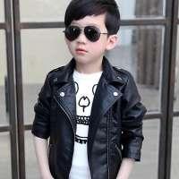 儿童休闲时尚夹克 制造商