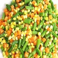 切成丁的蔬菜 制造商