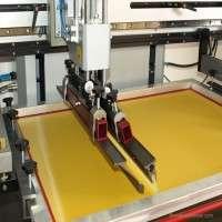 半自动丝网印刷机 制造商