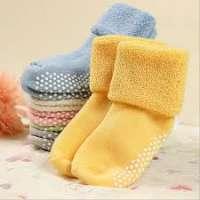 婴儿特里袜子 制造商