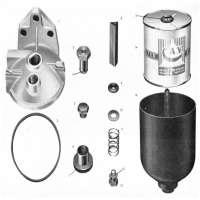 柴油滤清器组件 制造商