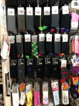 Stocklot非常男人的袜子袜子